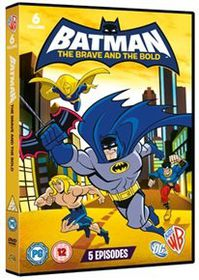 Batman The Brave And The Bold Vol 6 (Import DVD)