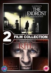 The Exorcist/The Rite (Import DVD)