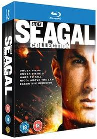 Seagal Collection (Import Blu-ray)