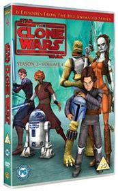 Star Wars: Clone Wars Season 2 Vol 4 (Import DVD)