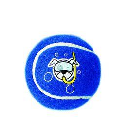 Rogz Dog Molecule Electron Ball Medium 65mm - Blue