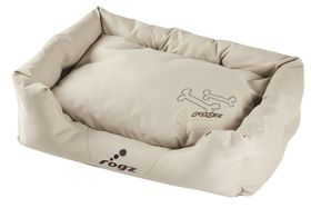 Rogz Dog Spice Pod Bed Medium 72cm x 45cm x 25cm - Champagne