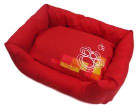 Rogz - Dog Spice Pod Bed - Small (56cm x 35cm x 22cm) - Tangerine
