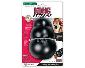 Kong Dog Toy Extreme - Medium (Dog Weight 5-15kg) Black