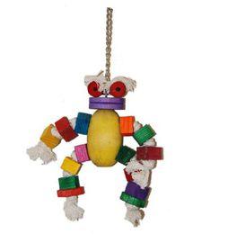 Marltons - Bird Toy Wood hanging