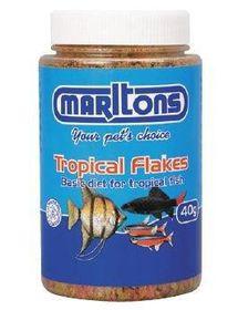 Marltons Staple Flakes - 40g