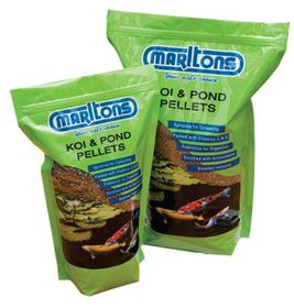 Marltons Pond Pellets Large 4mm - 1kg