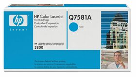 HP No. 503A  Cyan Print Cartridge