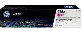 HP No. 126A Magenta Print Cartridge