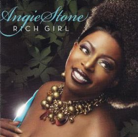 Angie Stone - Rich Girl (Deluxe Edition) (CD)