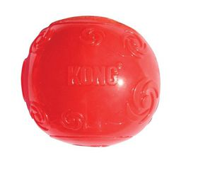 Kong -  Squeezz Ball -  Extra-Large - Red