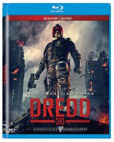 Dredd (3D & 2D Hybrid Blu-ray)