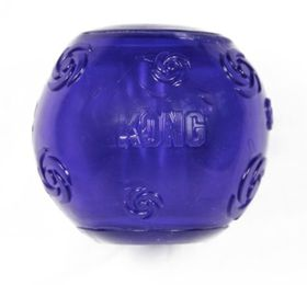 Kong -  Dog Toy Squeezz Ball - Large - Purple