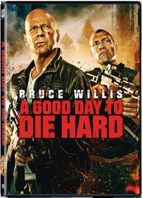 Die Hard 5: A Good Day To Die Hard (DVD)