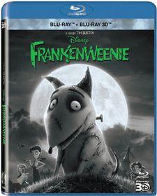 Frankenweenie (2D & 3D Blu-ray)