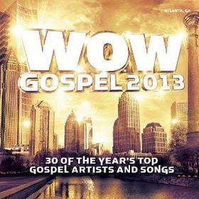 WOW Gospel 2013 - Various Artists (CD)