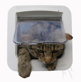 SureFlap - Microchip Cat flap - Brown