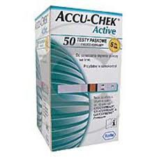 Accu-Chek Active Strips 50