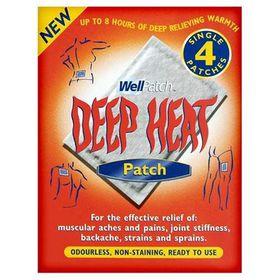Deep Heat Pain Patch -32369
