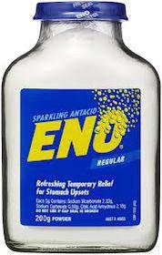 Eno Fruit Salt 200G Regular New