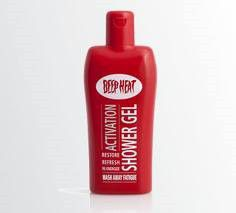 Deep Heat Shower Gel- 60316