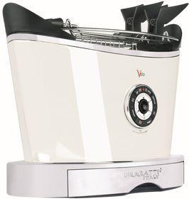 Bugatti - Volo Toaster - White