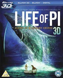 Life of Pi (Import 3D Blu-ray)