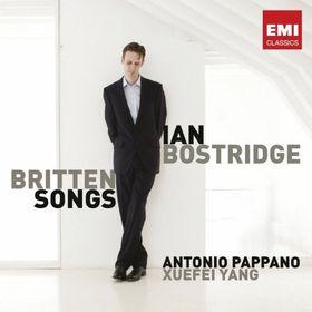 Bostridge, Ian - Songs (CD)