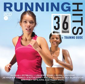 Running Hits - Various Artists (CD)