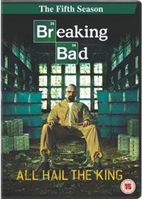 Breaking Bad: Season Five - Part 1 (Import DVD)