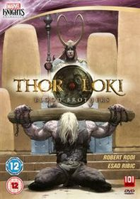 Thor And Loki: Blood Brothers - (Import DVD)