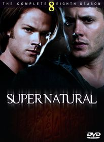 Supernatural Season 8 (DVD)