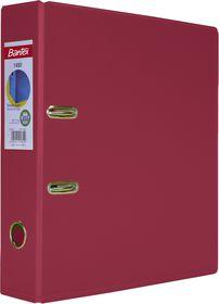 Bantex Lever Arch File A4 70mm - Burgundy