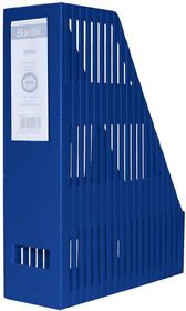 Bantex Magazine Filing Box (Plastic) - Blue