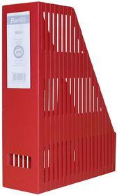 Bantex Magazine Filing Box (Plastic) - Red