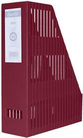Bantex Magazine Filing Box (Plastic) - Burgundy