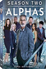 Alphas Season 2 (DVD)