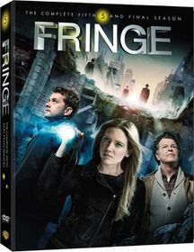 Fringe Season 5 (DVD)
