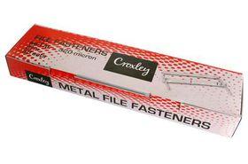 Croxley 320 Micron File Fasteners - 50's