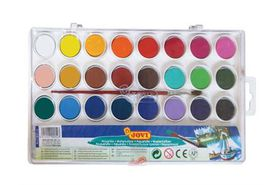 Jovi Watercolour Paints - 24 Colours