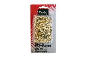Croxley Paper Fasteners 31mm (Pack of 100)
