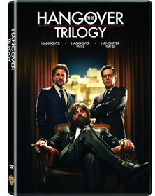 Hangover Part 1 - 3 (DVD)
