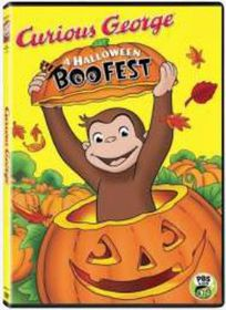 Curious George: A Halloween Boo Fest (DVD)