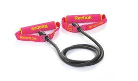 Reebok Level 1 Resistance Tube - Pink