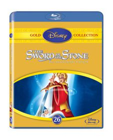 Sword In The Stone (Blu-ray)