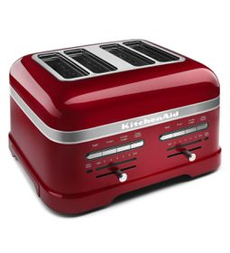 KitchenAid - 4-Slice Toaster Empire Red