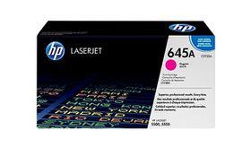 HP 645A LaserJet Print Cartridge - Magenta