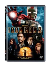 Iron Man 2 (2010)(DVD)