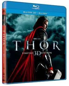 Thor (3D & 2D Blu-ray)