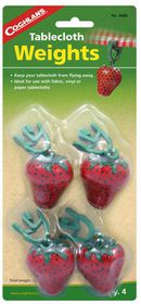 Coghlan's - Tablecloth Weights - Strawberry